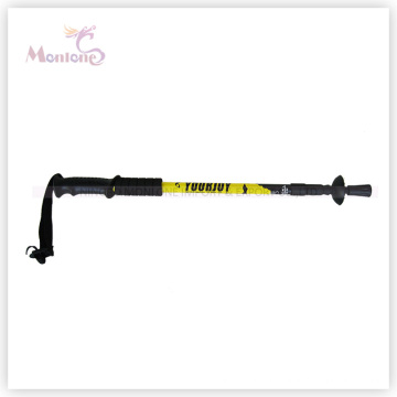 3-Section Climbing Stick with Adjustable Wrist Strap
