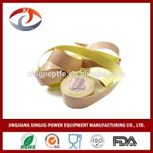 Cinta de teflón cinta adhesiva de fibra de vidrio PTFE no 13MMWX10MLX0.13MMT piezas de la máquina de sellado