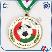 Médailles de compétition médailles de soccer pas chères