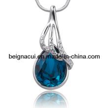 Sw Elements Indicolite Color Necklace Vner