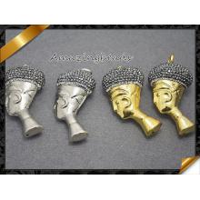 Ювелирные изделия женщин новых женщин способа ожерелья привесные вымощенные (EF0104)