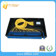 Rack mount PLC Splitter used in FTTH