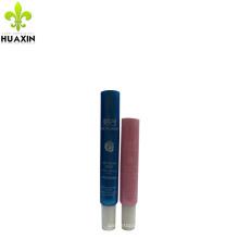 10ml screen printing softening lotion plastic tube