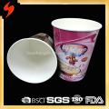 Experienced manufacturer reasonable price multicolor paper double layer logo imprint noodle, porridge cup