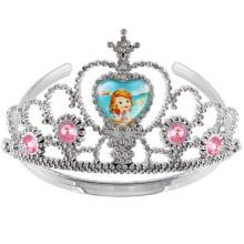 New Plastic Fairy Blinking Princess Tiara Crown