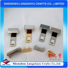 Metal Badges for Handbags Gold Guard Lapel Pin Badge