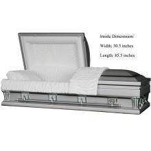 Cercueil de Frank Silver Oversize 31 pouces