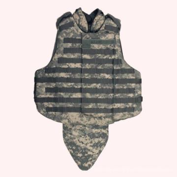 NIJ Iiia UHMWPE a prueba de balas chaleco para táctico militar