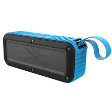 IP6 Waterproof Wireless Portable High End Outdoor Bluetooth Speaker with Bike Mount