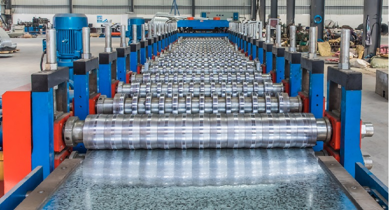 Roll Forming Machinery for Silos Panel
