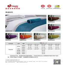 Canasin dekorative Bett werfen verschiedene Muster hoher Qualität