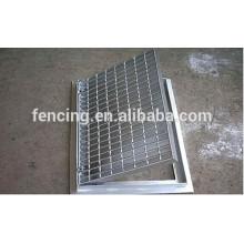 Hochwertiger gerippter Stahlrost / Stahlrostboden