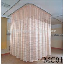 Antibacterial hospital curtain colored hospital disposable curtain