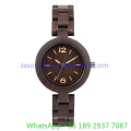 2016 High Quality Woodeb Watches for Woman, Quartz Watch (Ja-15174)