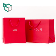 Shopping Factory Price Customized Handmade Paper Bags For Gifts