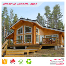 Wood Cabin Prefabricated House With High Quality