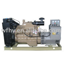 125KVA трехфазный генератор открытого типа