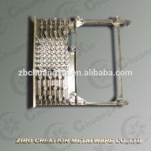 Convertisseur de fréquence qualifié de refroidissement en aluminium pression moulage sous pression en métal