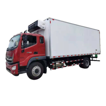 Foton Medical Refrigerator Box Truck รถตู้เย็น