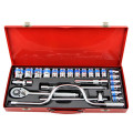 High Quality 28PCS Socket Tool Set with Flexible Handle