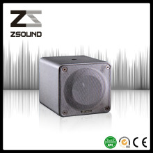 Zsound K4 4.5 Inch Conference Audio System Small Aluminum Speaker