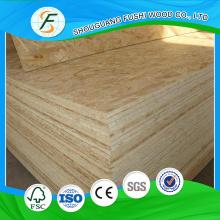 15mm Sperrholz Oriented Strand Board für Möbel Materialien