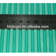 Green Wide Ribbed Anti-slip Rubber Floor