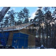 Pacote de sistema de parede SIPs Envelope com eficiência energética