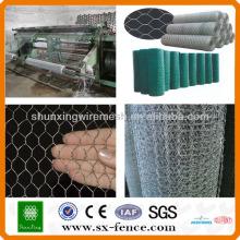 Galvanisiertes Sechskant-Drahtgeflecht \ Sechskant-Drahtgeflecht (ISO9001: 2008 professioneller Hersteller)
