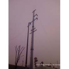 Direct Factory Made Electricity Delivery Steel Pole