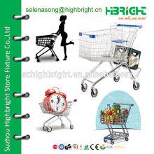 Metal Wire supermarket shopper