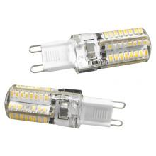 100-240V 3W mini SMD G9 LED (CE RoHS) 64 SMD 3014 Bombilla