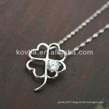 Latest design 925 sterling silver pendants for women