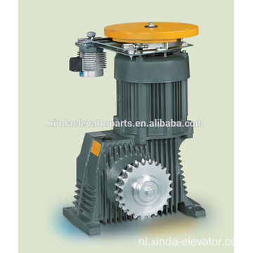 Geared roltrap driving machine / Traction machine voor roltrap ET160, roltrap onderdeel
