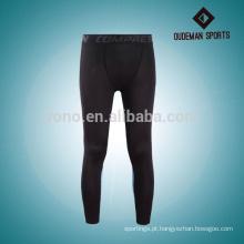 Novas leggings esportivas de impressão e cor yoga