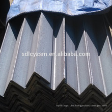 Hot rolled stock angle steel low price per ton