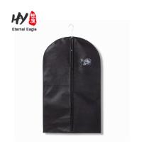 Изготовленный на заказ оптовая Non сплетенная складная портативный одежды костюм сумки