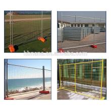 Construcción removible galvanizada valla temporal / valla temporal de Australia