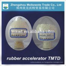 acelerador TMTD (137-26-8) para los productos industriales de caucho