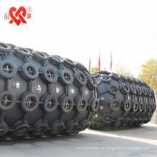 Flutuante yokohama marinho fender pára-choque pneumático