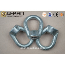 Drop Forged Bow Eye Nut-Electric Power Hardware