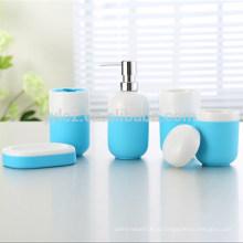 аксессуары для ванной комнаты керамические силиконовая база вит