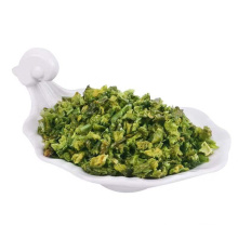 New Crop Dehydrated Green Bell Pepper String