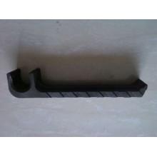 Barre de grille de fer fonte résistant à la chaleur