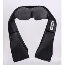Cordless Rechargeable Neck and Shoulder Kneading Massage Belt with Heat Function