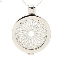 Schöner Gänseblümchenmagnetmünze Medaillonentwurf