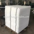 Tubo material do colono da placa do Lamella dos PP ou do PVC para a separação líquida contínua
