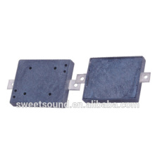 Fábrica de guangdong pequeno buzzer eletrônico 11mm 5v smd buzzer