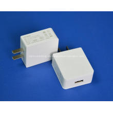 5V3A solo cargador de teléfono USB