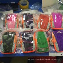 Nylon Cloth Arm Bag for Sports